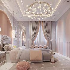Modern Luxury Bedroom, Luxury Bedroom Design, Room Design Bedroom, Girl Bedroom Designs, Bedroom Layouts, Room Ideas Bedroom, Home Room Design, Luxurious Bedrooms, Zara Home Bedroom