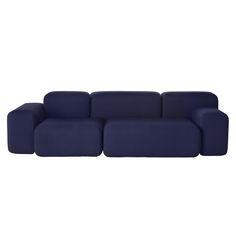 Muuto & Petter Skogstad's Soft Blocks Sofa Series