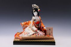 Beautiful Japanese Geisha Doll -Kyoto doll- Rare! in Collectibles, Cultures & Ethnicities, Asian | eBay!