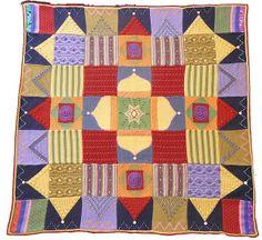 Arabian Nights: Debbie Abrahams Mystery Blanket