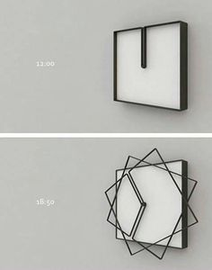Products / Minimalist clock