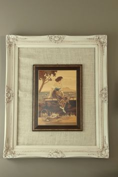 Savvy Southern Style: Frames Repurposed