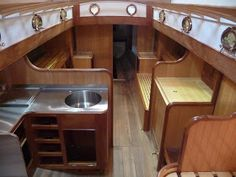 Building a 34 ft Lyle Hess Falmouth Cutter