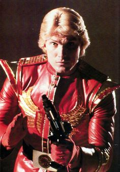 THE FLASH GORDON 1980. He reminds me of someone....