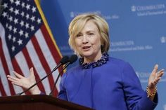 Clinton to call for 'full and equal path to citizenship' | News-JournalOnline.com