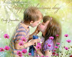 Happy Valentines Day CINDY GRUNDSTEN