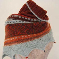 cowl, colours, patterns