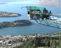 Home of Bungy. Will I do it again - not on your life! Google Images, Life