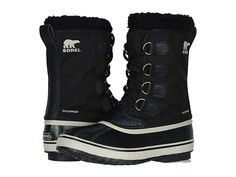 White Leather Boots, Black Boots, Men's Shoes, Shoe Boots, Apres Ski, Vulcanized Rubber, Winter Fashion, Footwear, Winter Style