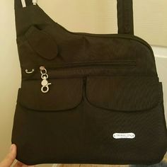 Travelon anti-theft classic bag Used once and with care, clean inside and out, looks new. Make me an offer. travelon Bags Crossbody Bags