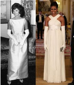 Two of My Favorite First Ladies