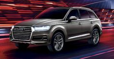 Volkswagen Group of America is recalling 19,205 model year 2017 Audi Q7s manufactured August 30, 2015, to July 10, 2016.The third row seat back may mov