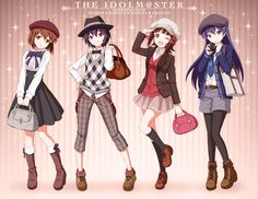 Oh man I can't choose from these...I love 'em all! Can you choose!? #animefashion