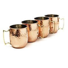 Moscow Mule Hammered Copper 18 Ounce Drinking Mug, Set of 4 Home Select http://www.amazon.com/dp/B00NJ3MM7O/ref=cm_sw_r_pi_dp_uOFcwb19S5BR5