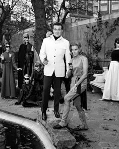 'The Avengers' 1962:  Major John Steed  and Dr. Cathy Gale, brilliantly portrayed by Patrick Macnee and Honor Blackman