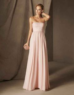 Perfect For Bridesmaids, Parties & Stylish Celebrations – The 2017 Cocktail Collection By Pronovias   Love My Dress® UK Wedding Blog + Wedding Directory Bridesmaid Dresses, Bridesmaids, Wedding Dresses, Bridal Bolero, Strapless Dress Formal, Formal Dresses, Pink Cocktail Dress, Dresses Uk, Dress Collection
