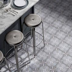 Lucena Leya traditional matt wall and floor tile x Tiling Tools, Glazed Ceramic Tile, Small Tiles, Underfloor Heating, Wall And Floor Tiles, Family Bathroom, Style Tile, Color Tile, Stone Flooring