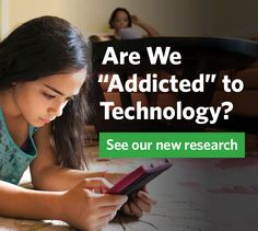 Learn about Technology Addiction and let Common Sense Media help you navigate the questions that you or your children may have about Technology Addiction.