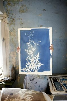 "chelliswilson: "" rinne allen in her studio jennifer causey photography """