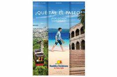 """Se lanza """"Caminata"""", la campaña promocional que muestra que República Dominicana tiene un abanico de posibilidades vacacionales"""