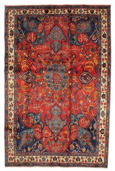 Afshar carpet 193x298