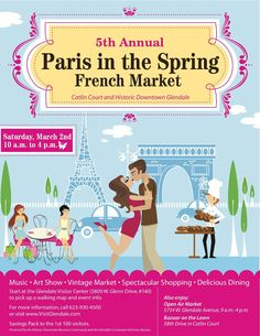 Can't get to Paris?  We'll bring it to you!
