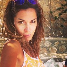 Despina Vandi - Greek Singer Perm, Curly Hair Styles, Greek, Singer, Wavy Perm, Greek Language, Singers, Greece