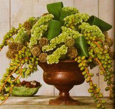 Autumn arrangement - Catherine Walther