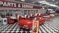 """I wanted to show you how we set up the tables for our """"Bob's Diner"""" in our new RV Showroom They look great and the owner is very happy with them Thanks again! Timber Bathroom Vanities, Loft Bathroom, Eclectic Bathroom, Chic Bathrooms, Bathroom Styling, Bathroom Interior Design, Dream Furniture, Retro Furniture, 1950s Diner Kitchen"""