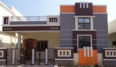 house front design single floor 8 Things Your Boss Needs To Know About Wall Floor Design Elevation Sharafudeens cast new abode at Perumbavoor is the absolute archetype of a animated abode design, with all the avant-garde facilities, congenital on a abate House Front Wall Design, Single Floor House Design, Exterior Wall Design, Village House Design, Bungalow House Design, Small House Design, Facade Design, Modern House Design, Floor Design