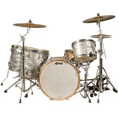 "1965 Ludwig ""Super Classic"" Drum Set"