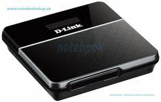 D-Link Mobile 4G LTE Router - Malý prenosný 4G LTE Mobilný HotSpot s výdržou na batérie až do 4 hodín. Poskytne vysokorýchslostný (150/50Mbps) prístup na Internet cez WiFi rôznym zariadeniam (notebooky, tablety, mobily, pda...) nech Ste kdekoľvek. Ideálne riešenie mobilného internetu do auta, pre taxislužby, na prezentácie, konferencie, žurnalistov, blogerov... pre každého, komu jeden modem/jedno dátové zariadenie už nestačí. Pripojenie cez router nevyžaduje žiadne ovládače ani nastavovanie…