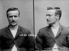 Ridiculously photogenic 19th century NZ criminal