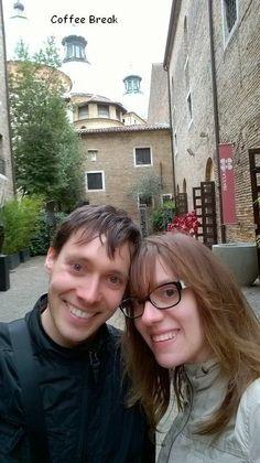 Coffee Break: Treviso. Tra pioggia e bici.