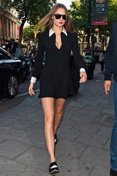 Cara Delevingne - Best Dressed Celebrities This Week: 22 June | Harper's Bazaar