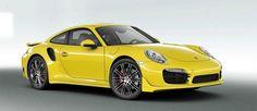 Porsche 991 Turbo Aerokit