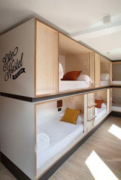 TOC Hostel Sevilla, un moderno albergue diseñado por GCA
