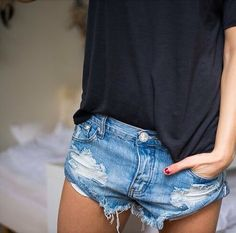 19 Brands with the Perfect Denim Shorts for Summer