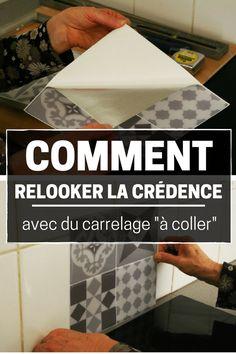 Jai Testé Le Carrelage Mural Adhésif Smart Tiles DIY - Carrelage à coller