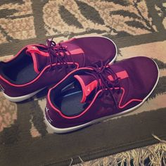 Jordan eclipses (men) Infrared and orange. Worn a few times Jordan Shoes  Sneakers 3b4a60def