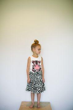 $20 Loola — LOOLA Ivy Skirt in black tribal