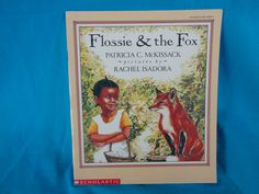 vintage 1992 Flossie & the Fox book by Patricia C. McKissack by TheVintageKeepers on Etsy