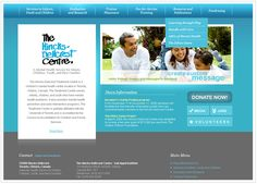 The Hincks-Dellcrest Centre.  Custom-designed content managed website, including event microsites and e-commerce, using Kentico CMS.  Launched: Fall 2009