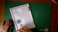 Home Made Stamp Positioner (Misti). Tutorial is in Spanish, but it self explanatory