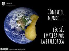¡Cómete el mundo!...