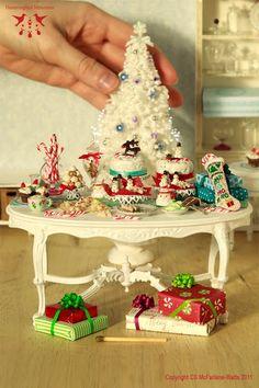 Colibrí Miniaturas: Feliz Navidad de colibrí Miniatures!