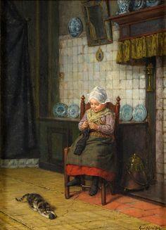 Karl Emil Mücke (Alemania, 1847-1923)