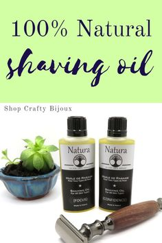 Natura Pre-shave Shaving Oil - 100% Natural Shaving Lubricant. 50ml / 1.7 Fl.oz 10 Different scents for men and women All natural, you won't find any parabens, silicones, colourants, preservatives or additives in our products. If it doesn't come from a plant, it doesn't go into the Natura range. #smallbiz #natural #handmade #shopindie #beard #cosmetics #shaving #shavingoil #naturalproducts #naturalskincare #Natura #veganfriendly #naturalcosmetics Oils For Men, Pre Shave, Shaving Oil, Handmade Gift Tags, Flower Oil, Travel Size Products, Natural Skin Care, Plant, Range