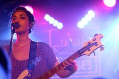 #Rickenbacker  #bass #girl   GIrls who play Bass are sweet!