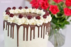 Oreo, Birthday Cake, Yummy Food, Baking, Cakes, Tortilla Pie, Pastries, Food Cakes, Delicious Food